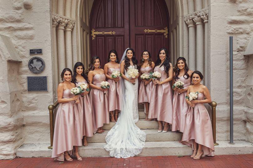 Fort Worth wedding photo