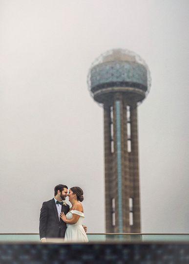 Omni Hotel Dallas wedding