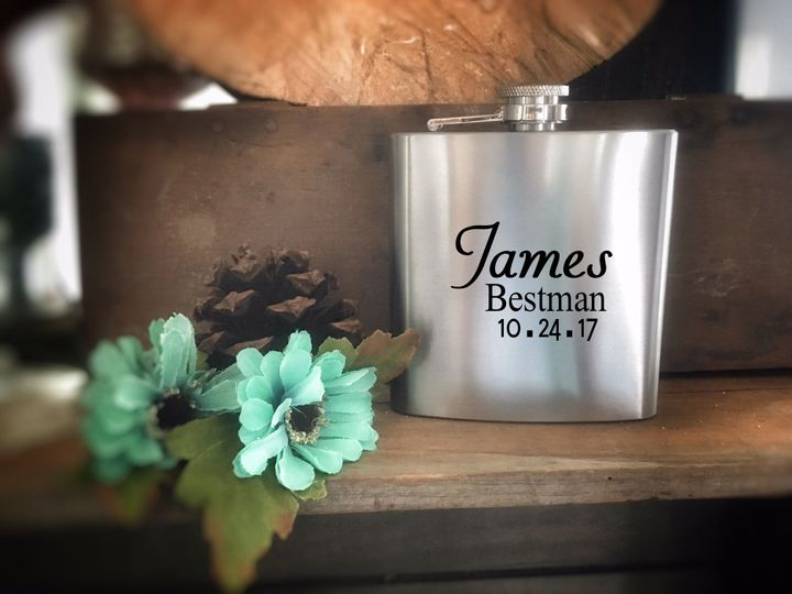 Tmx 1484675820346 Flask Concord, NH wedding favor