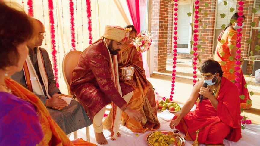 Trisha & Sanjay Wedding