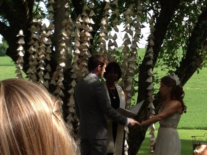 Tmx 1372124415746 Lauren And Patrick2 Lewisburg wedding officiant