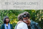 Rev. Jasmine Loney - Wedding Officiant image