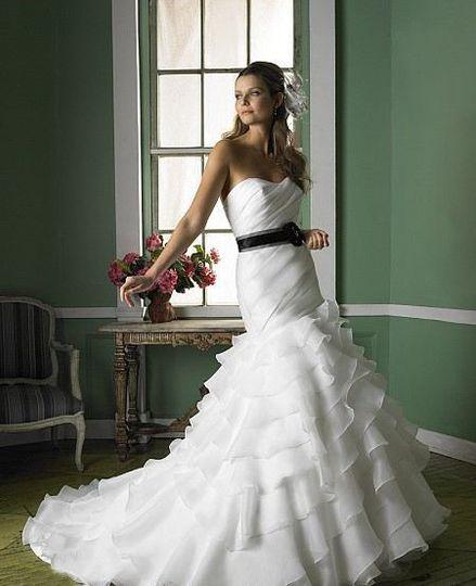 moonlight bridal gown j6233
