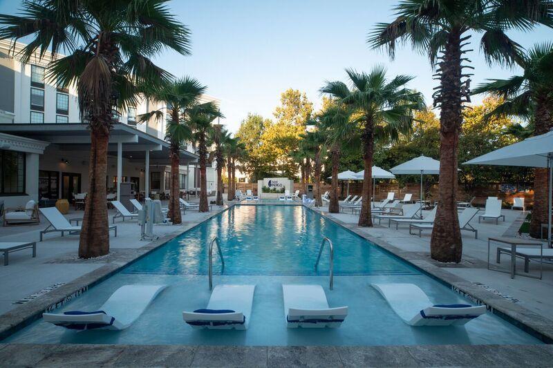 Restort Style Pool