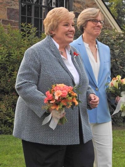 Dorothy & Meryl's  Beautiful wedding Day
