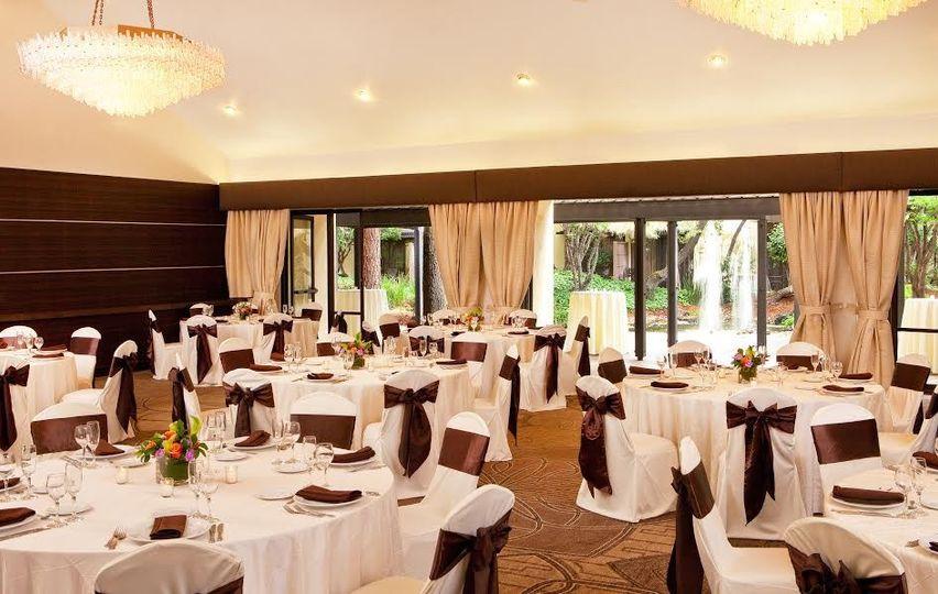 the sheraton palo alto hotel venue palo alto ca