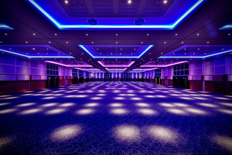 Ballroom lighting