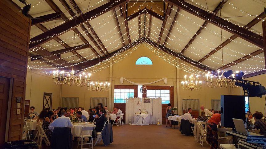 String lights for ceilings