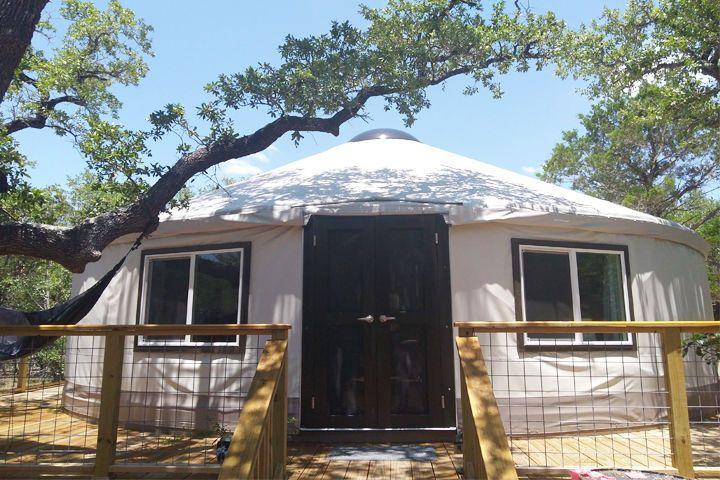 Yurt Bridal Suite
