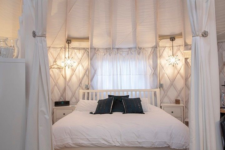 Yurt Bridal Suite
