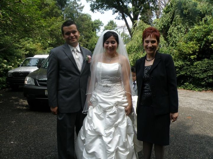 Tmx 1505870624273 Rev Robin1 Elaine And Louis Ellicott City, Maryland wedding officiant