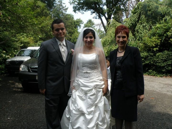 Tmx 1505870632213 Rev Robin2 Elaine And Louis Ellicott City, Maryland wedding officiant