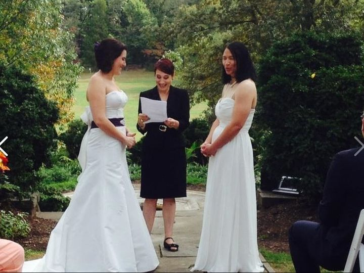 Tmx 1505873690719 Pretoria And Laura Ellicott City, Maryland wedding officiant