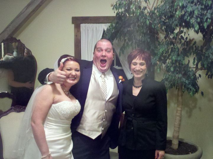 Tmx 1505873934303 Clowning With The Reverend Ellicott City, Maryland wedding officiant