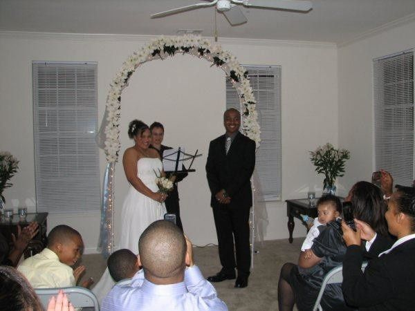Tmx 1505874456951 Rev Hannon Presiding Ellicott City, Maryland wedding officiant