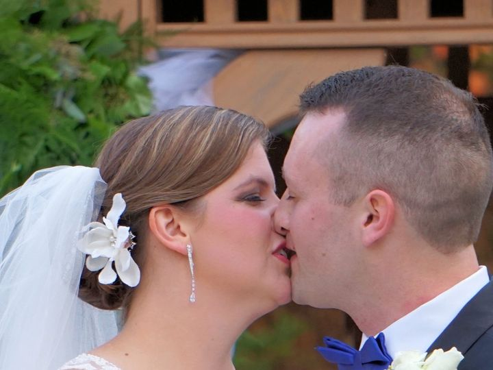 Tmx 1517864865 C86efc94efe0e7b6 1517864861 4b1cc30730f4e0f8 1517864856537 1 Couple Kissing Ellicott City, Maryland wedding officiant
