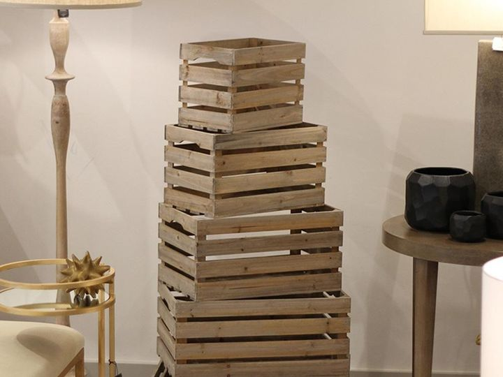 Tmx Weathered Gray Crates Pallet Wooden Crates 69006 C3 1000 51 1892531 1573063406 Traverse City, MI wedding rental