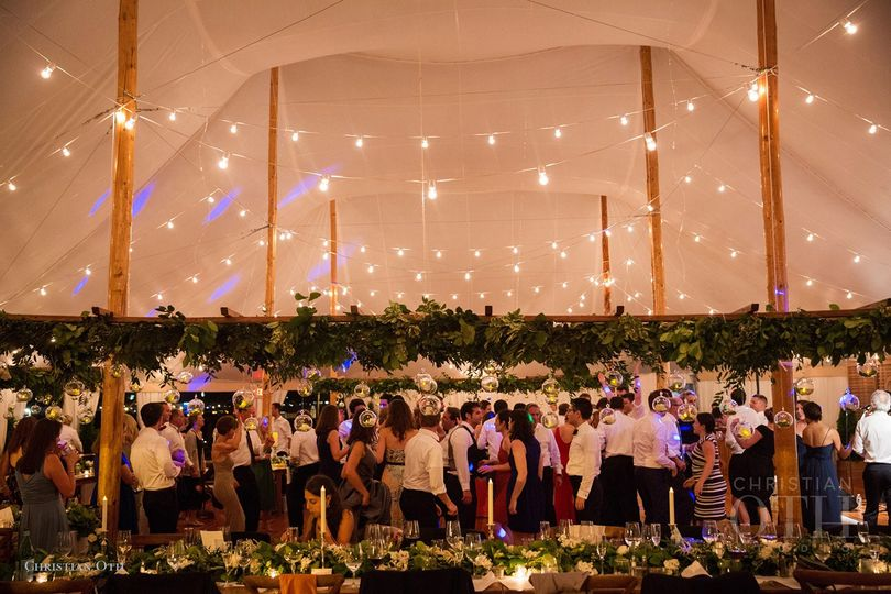 Tented Wedding Planners