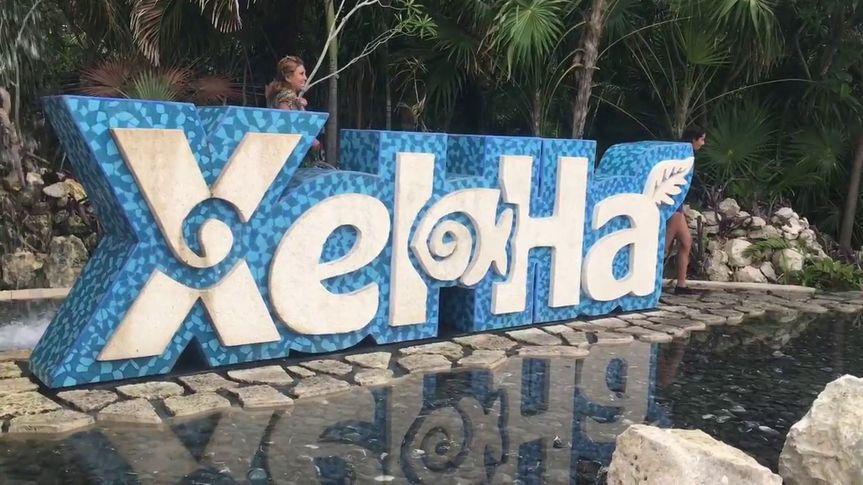 Xel Ha outdoor waterpark