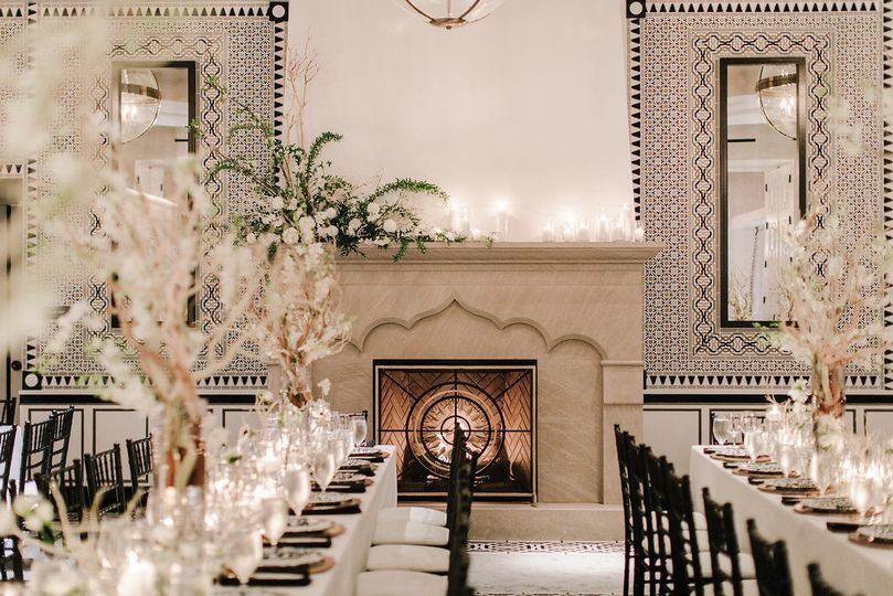 Hotel Californian reception