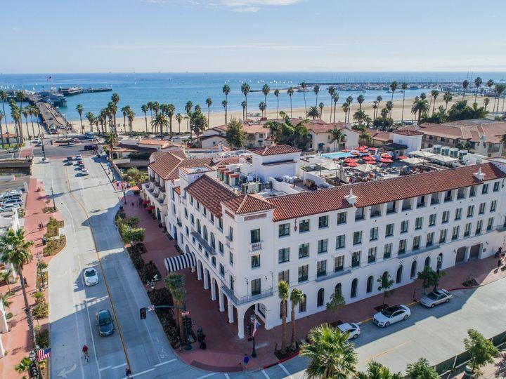 Tmx Aerial Of Californian Building And Ocean 51 973531 1556740122 Santa Barbara, CA wedding venue