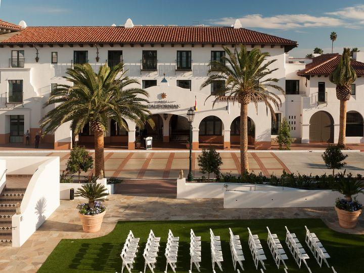 Tmx Court Of Califa Wedding Setting South 51 973531 1556740129 Santa Barbara, CA wedding venue
