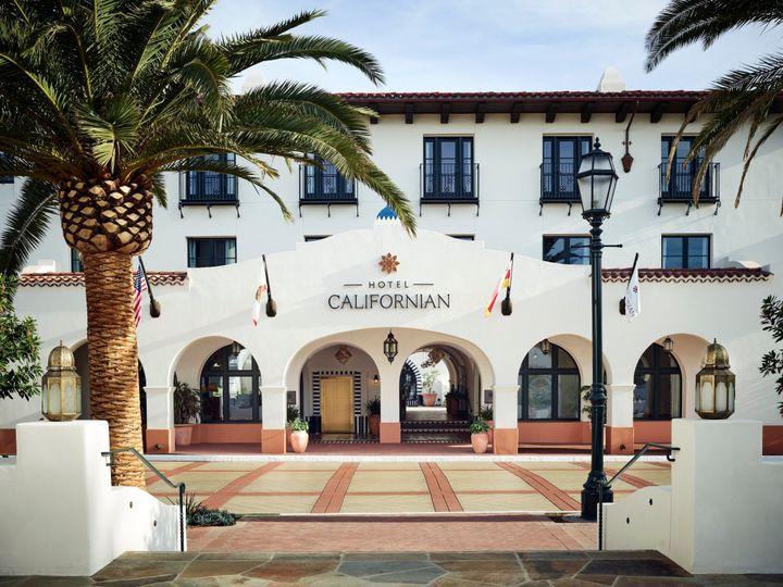 Tmx Main Entrance 51 973531 1556740141 Santa Barbara, CA wedding venue