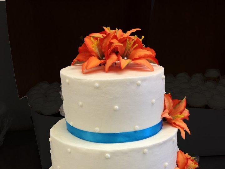Tmx 1360690975749 Hibiscus1 Port Aransas wedding cake