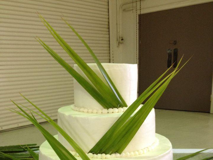 Tmx 1360691282440 Palms Port Aransas wedding cake