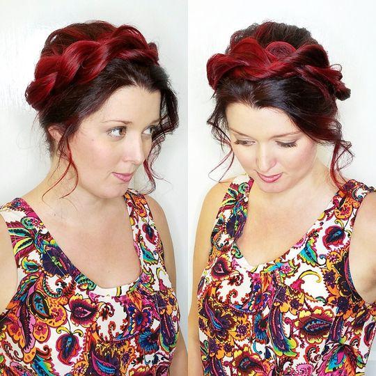 Hair By Krysta Michael Beauty Health Tallahassee Fl Weddingwire