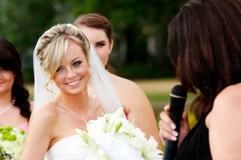 The bride - Destination Wedding Tampa, FL
