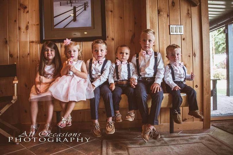 Wedding Kids!