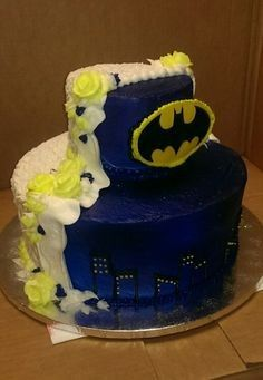 batman wedding cake Kingman,Az
