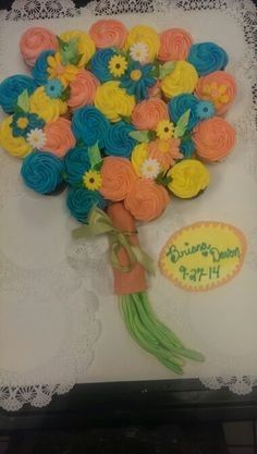 Kingman az wedding cupcakes
