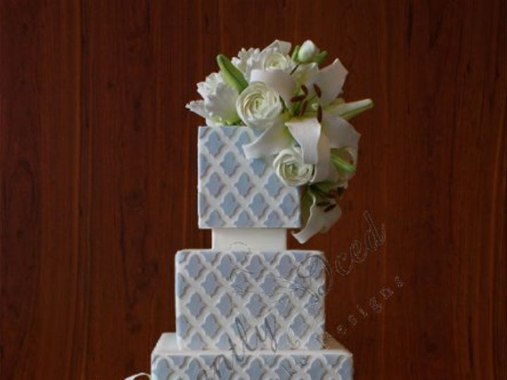Tmx 1279813344781 IMG1927 Brooklyn wedding cake
