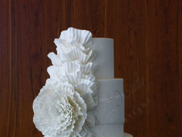 Tmx 1279813361390 IMG1995 Brooklyn wedding cake