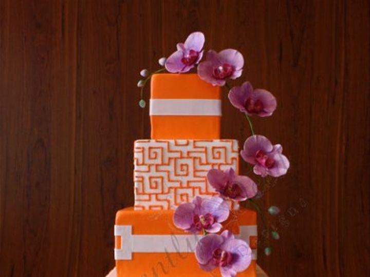 Tmx 1279813365796 IMG1999 Brooklyn wedding cake
