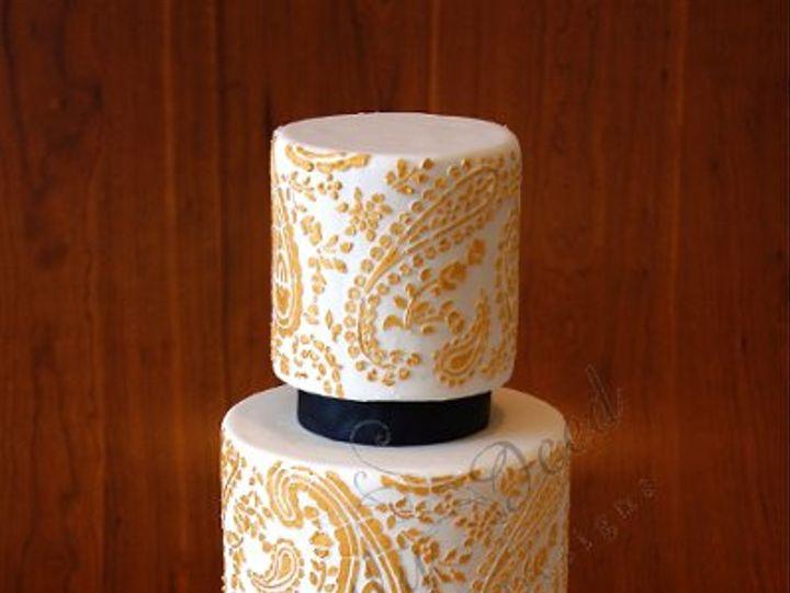 Tmx 1279813383578 IMG2014 Brooklyn wedding cake