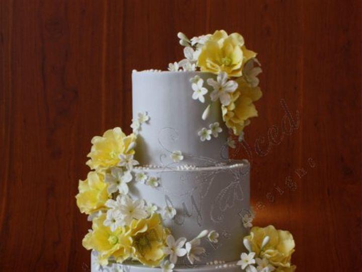 Tmx 1279813386937 IMG2017 Brooklyn wedding cake