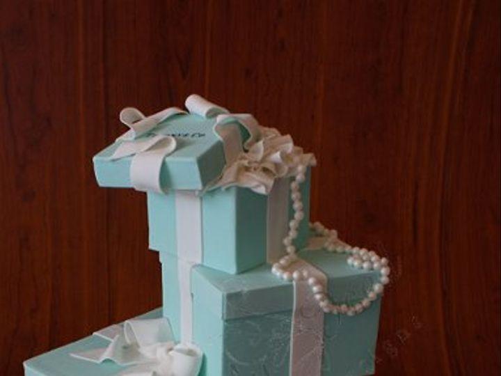 Tmx 1279813416890 IMG2357 Brooklyn wedding cake