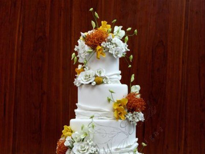 Tmx 1279815955828 McGeeCake1 Brooklyn wedding cake
