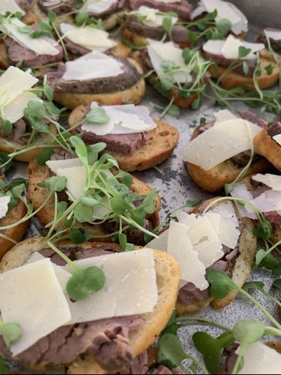Catering - Focus on great food