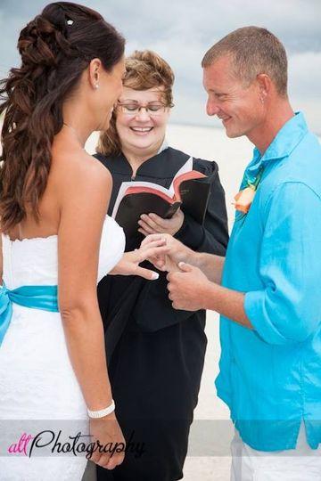 ti wedding