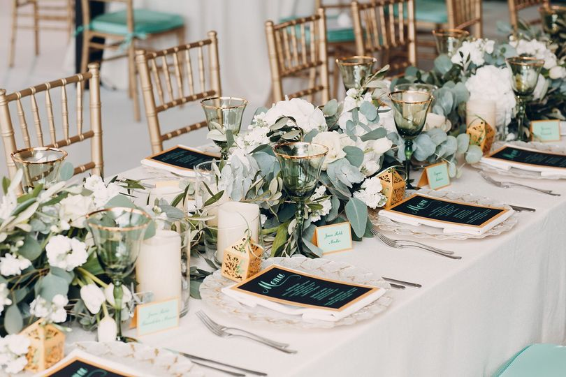 Uniquely Crafted Tablescapes