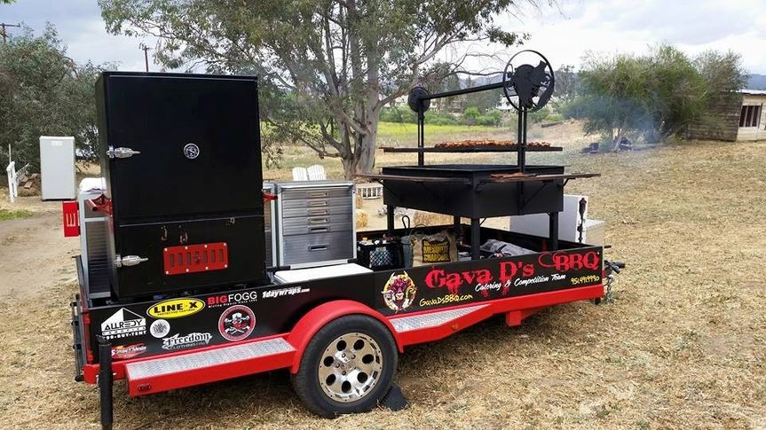trailer setup