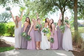 Weddings by Enchanted Florist
