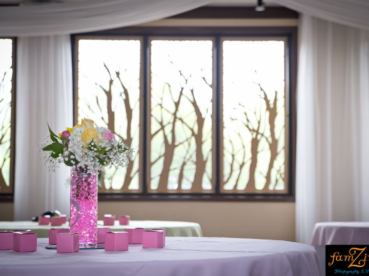 Tmx 1527611796 7e19a61b0f693215 1527611794 B87685f0f8fce480 1527611795813 35 Pink Yellow Flowe Simpsonville, SC wedding venue