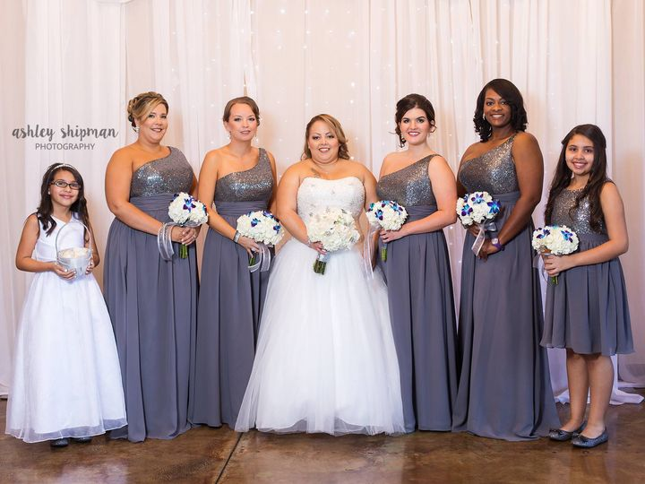 Tmx Bridesmaids And Bride 51 196531 161307141883418 Simpsonville, SC wedding venue