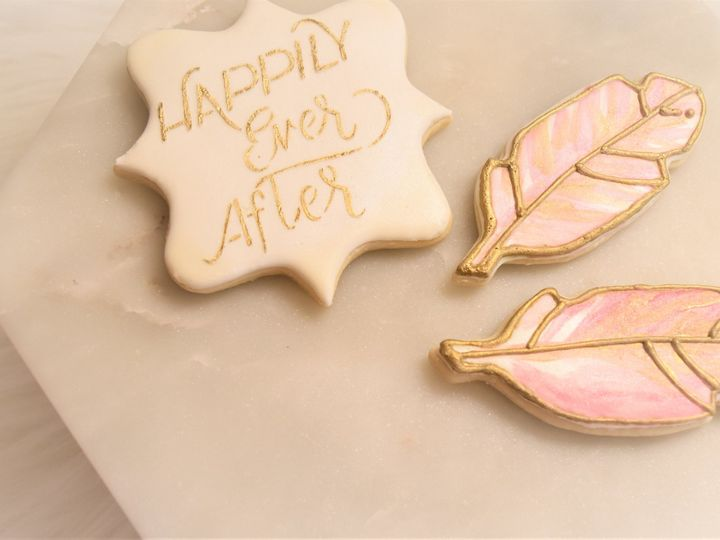 Tmx 1527524404 4bbb62f699d5ac5f 1527524402 3db2e7500b91c642 1527524402580 8 Wedding Op Cookies San Antonio wedding cake