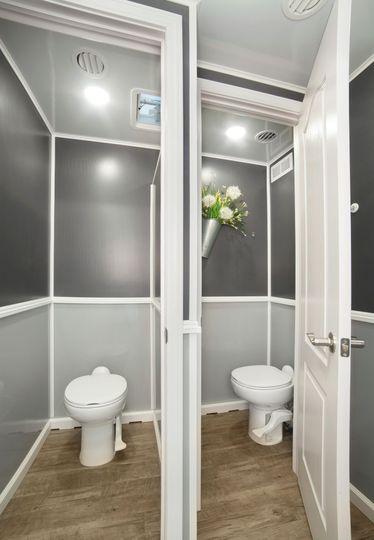 A Proper Privy - women's room
